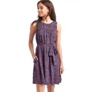 🛍GAP Paisley Swing Dress